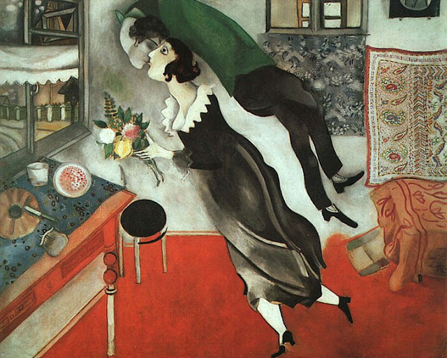 Marc Chagall 1887-1985 | Cubist, Symbolist, Fauve and Surrealist painter