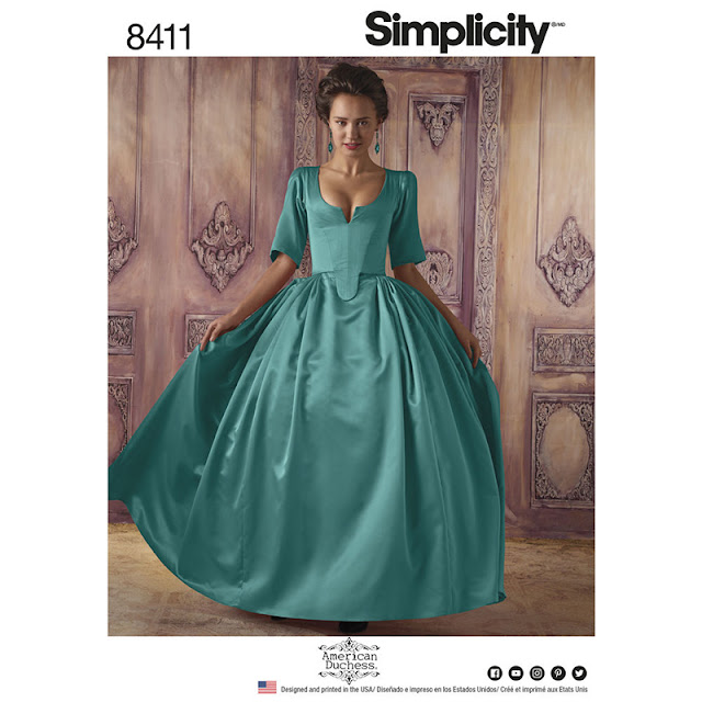 0345a41e8d6e7 Simplicity Patterns Now Available on AmericanDuchess.com ~ American ...