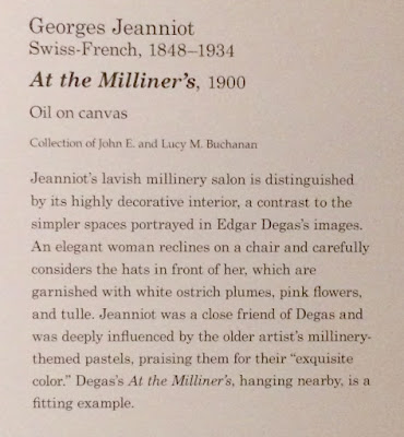 Degas Was All About the Hats, So Is Gail Carriger