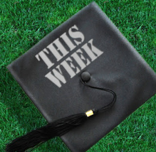 This Week @ Your Library... June 6-10, 2017 | graduation hat image courtesy of imagechef.com