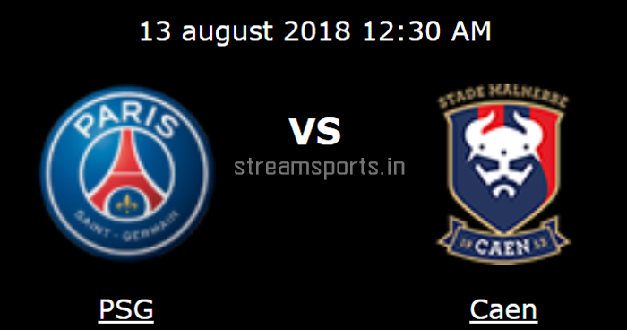 psg v s caen preview and live streaming streamsports news scores and point tables. Black Bedroom Furniture Sets. Home Design Ideas