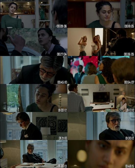 Badla 2019 Hindi 720p 480p HDRip x264 Full Movie