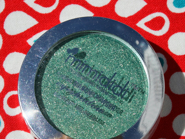 Mimididi Flashing Diamond Powder Eyeshadow - #12 Swatches & Review