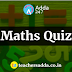 Maths  Questions for CTET,KVS Exam : 8 november 2018