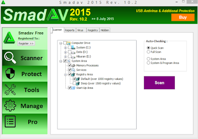 Smadav 2015 Rev. 10.2.5 Update July 2015