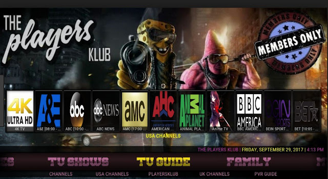 Lifetime Premium Theplayers Klub Accounts[Premium IPTV CHANNEL]