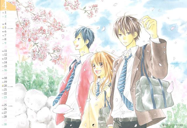 Abril: Hinadori no Waltz de Satonaka Mika