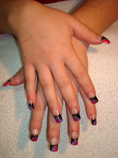 How much are gel nails at a salon awesome nail for Acrylic nails salon prices