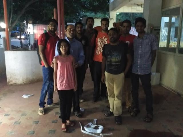 Bangalore Puzzle Meet August 2016 Participants