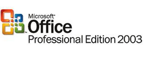 Free Download MS Office 2003 Professional