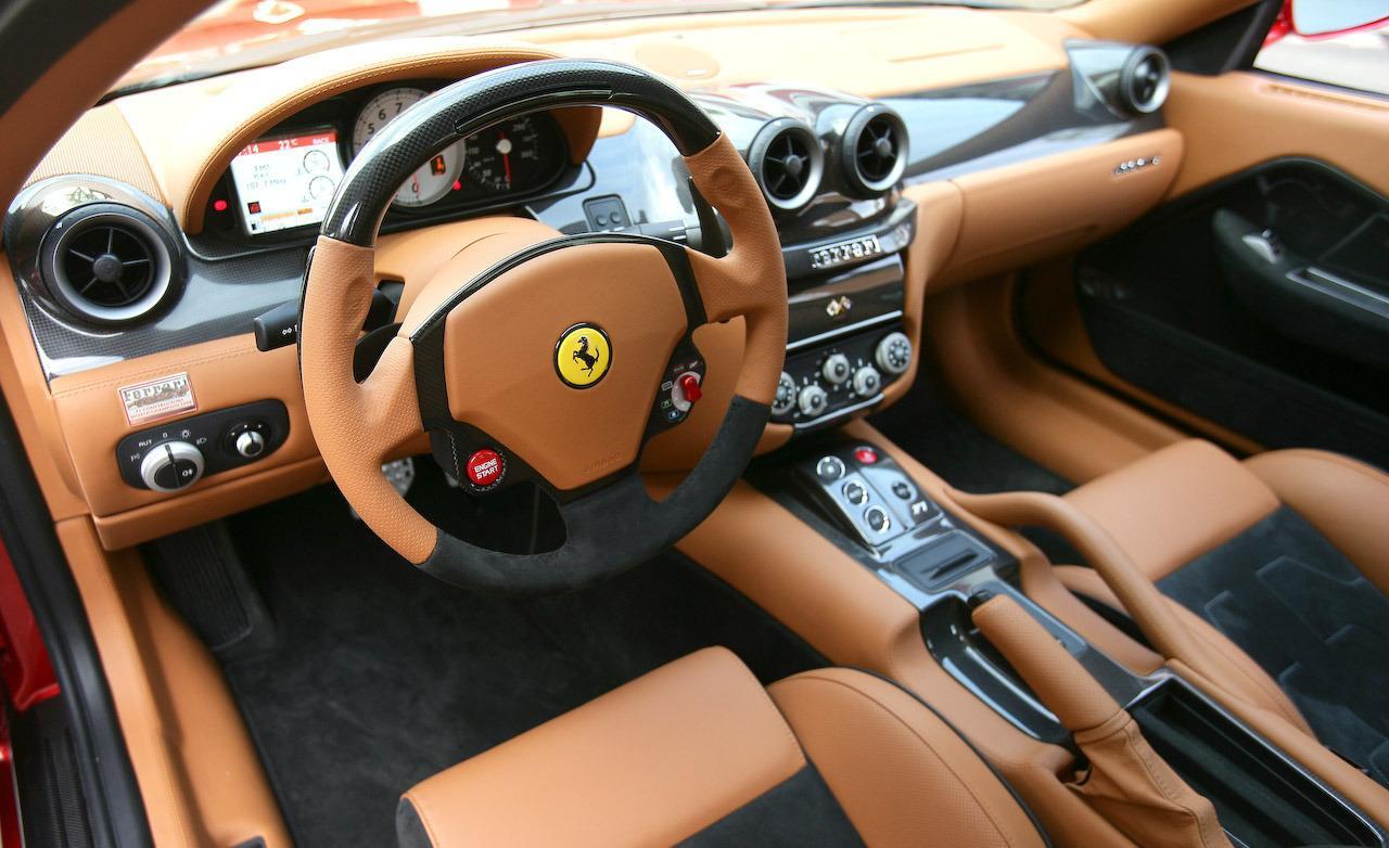 Image Result For Ferrari California Back Seat
