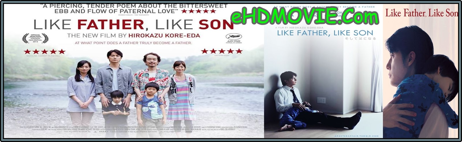 Like Father, Like Son 2013 Full Movie Korean 720p - 480p ORG BRRip 450MB - 950MB ESubs Free Download