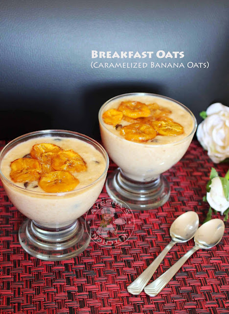 healthy oats recipe banana oats breakfast oats night oats diet oats recipe weightloss oats sugar free recipes dates and dry fruits oats