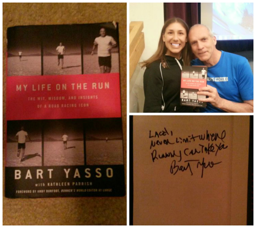 Bart Yasso book