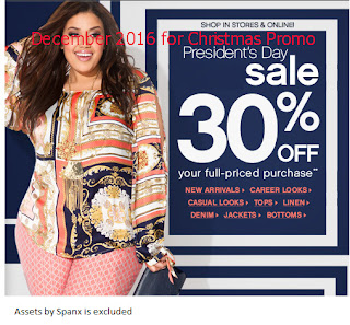Ashley Stewart coupons december 2016