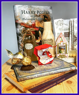 The Howler - Harry Potter Party Decorations