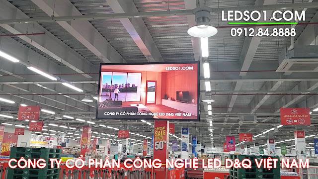 Màn hình led P2.5 SMD trong nhà chihs hãng 2