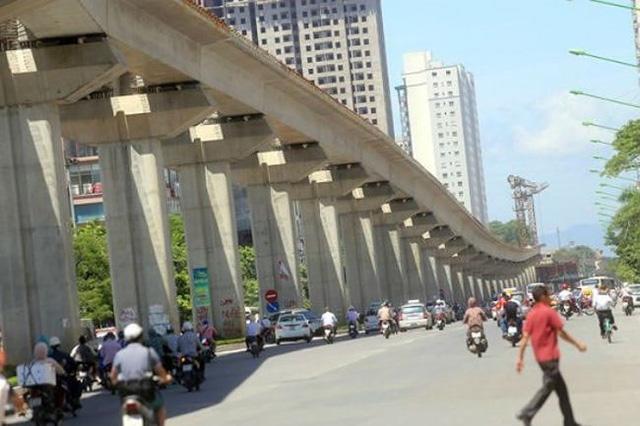 Hà Nội sắp triển khai đường sắt số 8