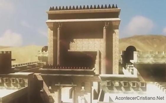 El Templo de Salomón es reemplazado por el Domo de la Roca