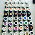 My Colourpop Collection!!! (SSS) SUPER SHOCK SHADOWS! #MakeupAddict!