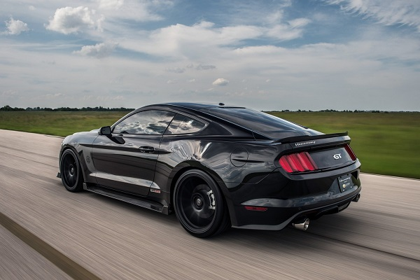 Hennessey Ford Mustang HPE800