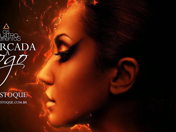 #MêsFantástico: Marcada a Fogo (Saga Os Qu4tro Elementos Vol. 1) - Opiniões