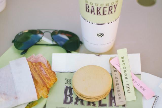 Bouchon Bakery in Napa California