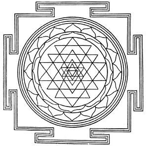 20 + 1 + 1: Prayer: Color a Mandala