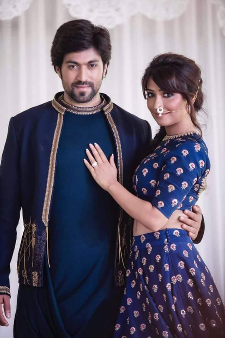 radhika pandit and yash relationship quizzes
