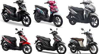 Daftar Harga Kredit Motor Yamaha Dp Mulai 300 Ribuan