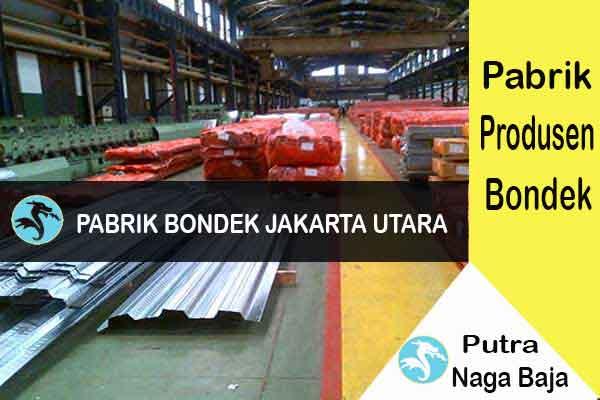 Pabrik Bondek di Jakarta Utara