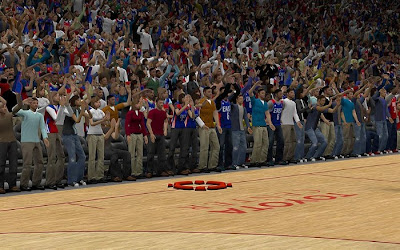 NBA 2K13 All-star Game Crowd Fix Patch