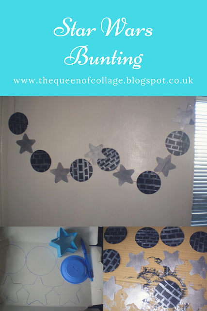 How to Make Your Own Star Wars Bunting