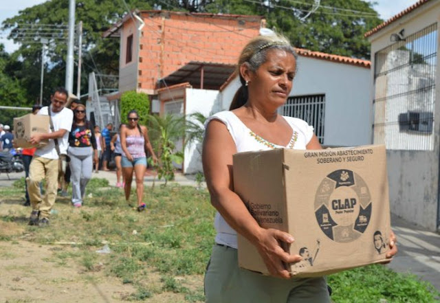New York Times: Detrás del hambre de los venezolanos hay una trama de corrupción