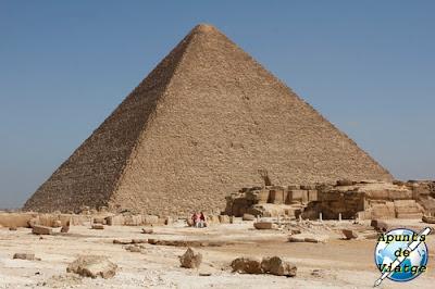 La pirámide de Keops