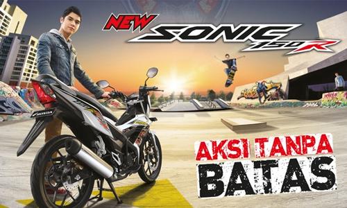 Kredit Motor Honda Sonic 150R