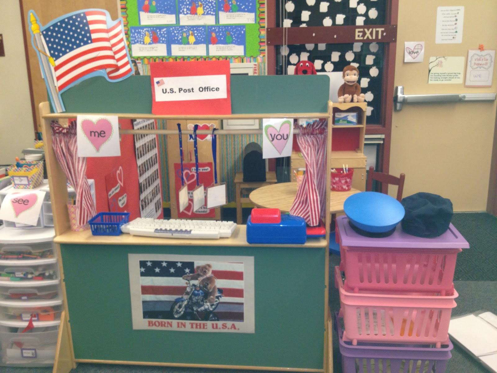 For The Love Of Kindergarten February