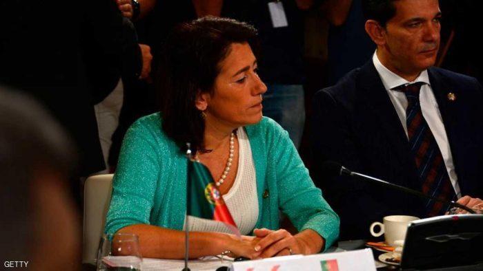 حرائق البرتغال تدفع بوزيرة الداخلية إلى تقديم استقالتها