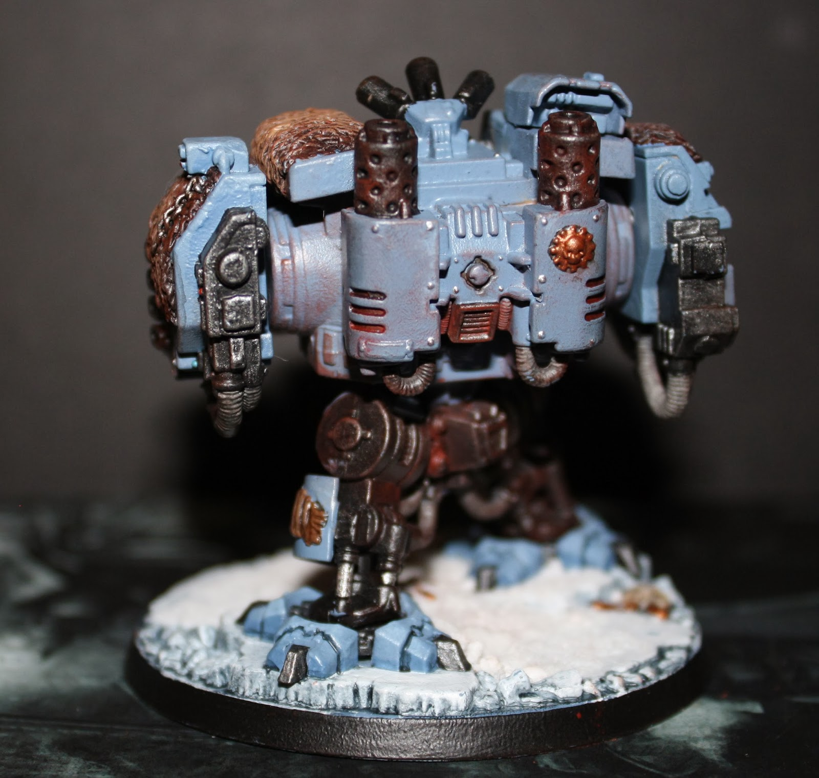 Space Wolf Dreadnought 3