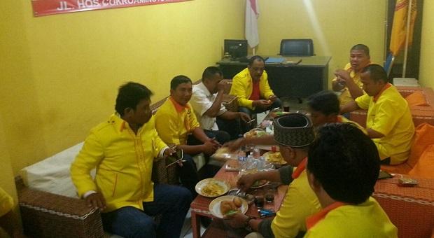 Partai Berkarya Kembangkan Koperasi Goro di Bekasi