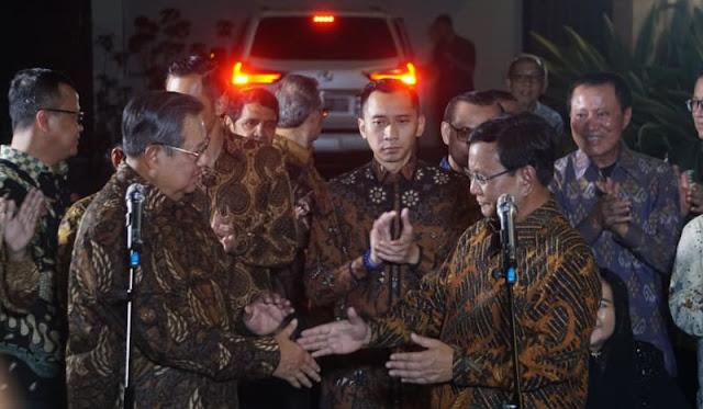 Menanti Pertarungan Kubu SBY - Prabowo vs Jokowi di Pilpres 2019