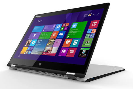 Lenovo Yoga 3 windows tablet