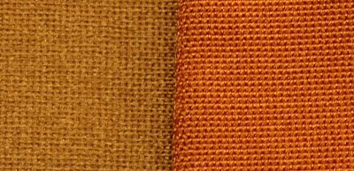 TNG skant - gold fabric color comparison