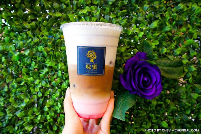 IMG 2407 - 台中西區│瑰蜜。黑沃咖啡最新品牌聯名款。除了特調、歐蕾、手沖咖啡,也有果昔可以選擇唷