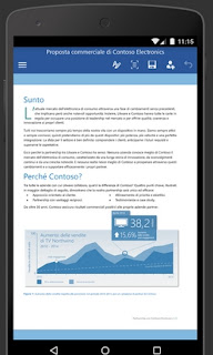 APP MICROSOFT WORD PER SMARTPHONE E TABLET ANDROID