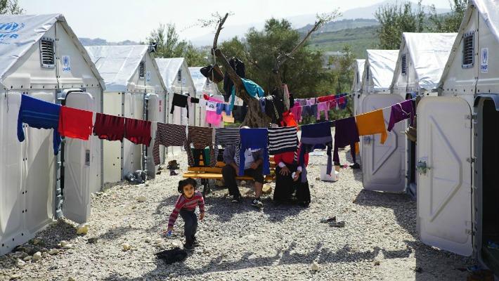 Premio a los módulos de IKEA para refugiados