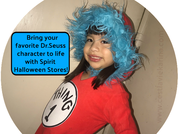 Bring Your Favorite Dr.Seuss Character To Life With Spirit Halloween Stores
