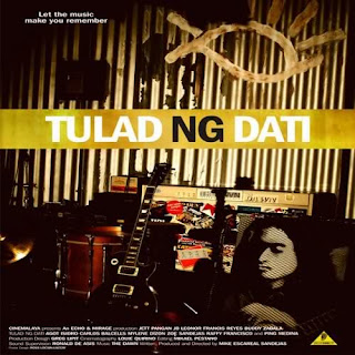 The film's plot revolves around the Filipino rock band The Dawn, and the film itself is part-documentary, part-fiction.