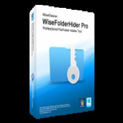 تحميل WISE FOLDER HIDER PRO اخفاء المجلدات و الملفات بسهولة مع كود التفعيل free key