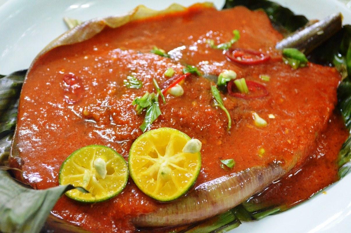 sweetatrecipes gallery  izan sambal ikan pari bakar power Resepi Ikan Pisang Bakar Enak dan Mudah